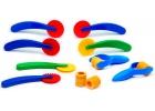 Herramientas para modelar plastilina 10 piezas