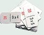 Dominó multiplicación y división