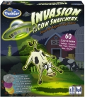 Invasion of the cow snatchers. Juego de lógica magnético