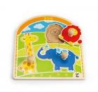 Puzzle de madera del Zoo