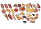 Surtido de comida (52 piezas)