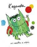 Agenda del monstre de colors - Català