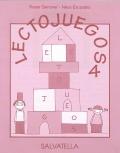 LECTOJUEGOS. Paquete 2º de Primaria, de 7 a 8 años . Cuadernos 4,5,6
