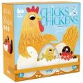Chicks & Chickens Memo. Juego de memoria