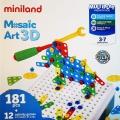 Mosaico tornillos 180 piezas (Mosaic Art)