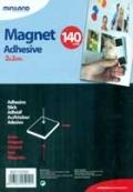 Magnet Adhesive (Imán Adhesivo 2x2 cm)