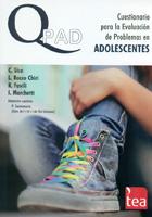 Q-PAD. Qüestionari per a l'Avaluació de Problemes en Adolescents