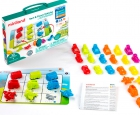 Sort & Count Vehicles Los primeros conceptos matemáticos (The first mathematical exercices)