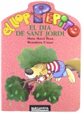 El llop Pepito el dia de Sant Jordi