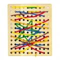 Tabla para ensartar (Threading Board)