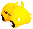 Jumping car taxi