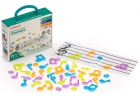 Contadores Musicales Translúcidos (caja 96 piezas)