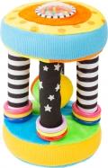 Cilindro de tela rodable para bebés