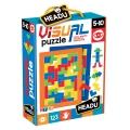 Visual puzzle. Memoria visual y orientación espacial