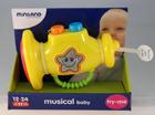 Trompeta de sonidos y colores (musical baby)