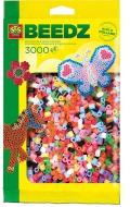 Cuentas de vivos colores para planchar (3000 piezas)