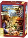Carcassonne - Constructores y comerciantes (Expansión)