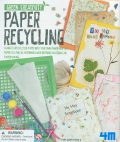 Papel reciclado (Paper recycling)