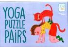 Yoga puzzle pairs
