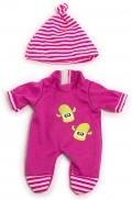 Pijama invierno rosa (21 cm)