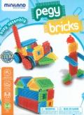 Pegy bricks 36 piezas