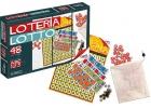 Lotería Loto 48 cartones