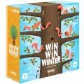 Win Win Winter. Juego de estrategia