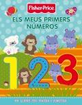 Els meus primers números. Un llibre per pintar i comptar.