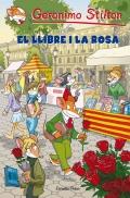 El llibre i la rosa. Geronimo Stilton