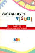 Vocabulario visual. Cuaderno Láminas autonomía personal