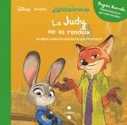 La Judy no es rendeix. Un llibre sobre la tolerància a la frustració. Disney emocions