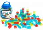 Blocks Translúcidos (bote 100 piezas)
