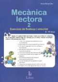 Mecànica lectora 2. Exercicis de fluïdesa i velocitat. 8-10 anys.
