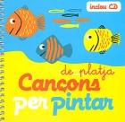 Cançons de platja per pintar (Inclou CD)