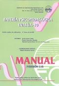 EVALÚA - 10. Bateria Psicopedagògica (joc complet)