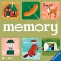 Memory aventuras camping
