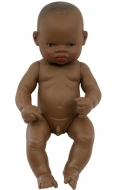 Baby africano niño (32 cm)