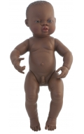 Baby africano niño (40 cm)