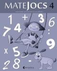 MATEJOCS. Paquet 2n de Primària de 7 a 8 anys. Quaderns 4,5,6