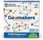 Geomakers STEM Explorers. Set de actividades con formas geométricas