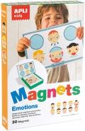 Magnets emociones. Juego para expresar emociones