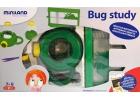 Bug study. Insectos misteriosos.