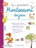 Gran quadern Montessori de jocs