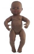 Baby africano niña (40 cm)