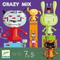 Crazy Mix. Juego de memoria visual