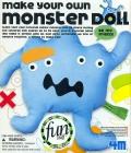 Fabrica tu propio muñeco monstruo (Monster doll)
