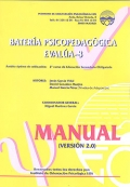 EVALÚA - 8. Bateria Psicopedagògica (joc complet)