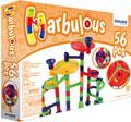 Marbulous. Circuito de canicas (56 piezas)