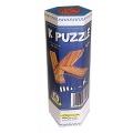 K Puzzle en madera
