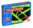 Tangram de plástico en caja de cartón (cayro)